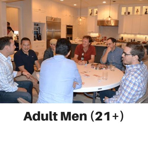 Men's Poker Night