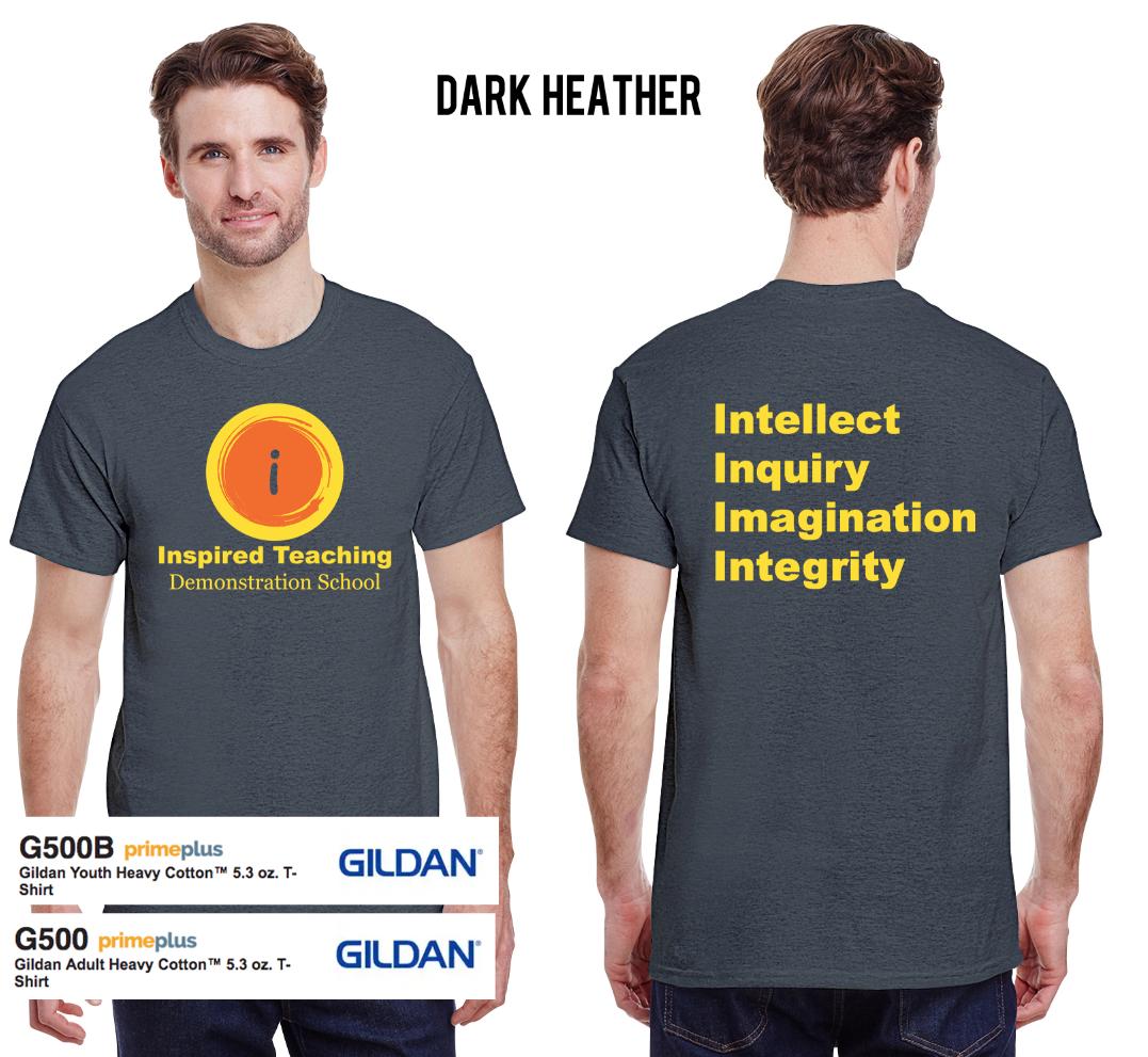 Heather Gray T-shirt