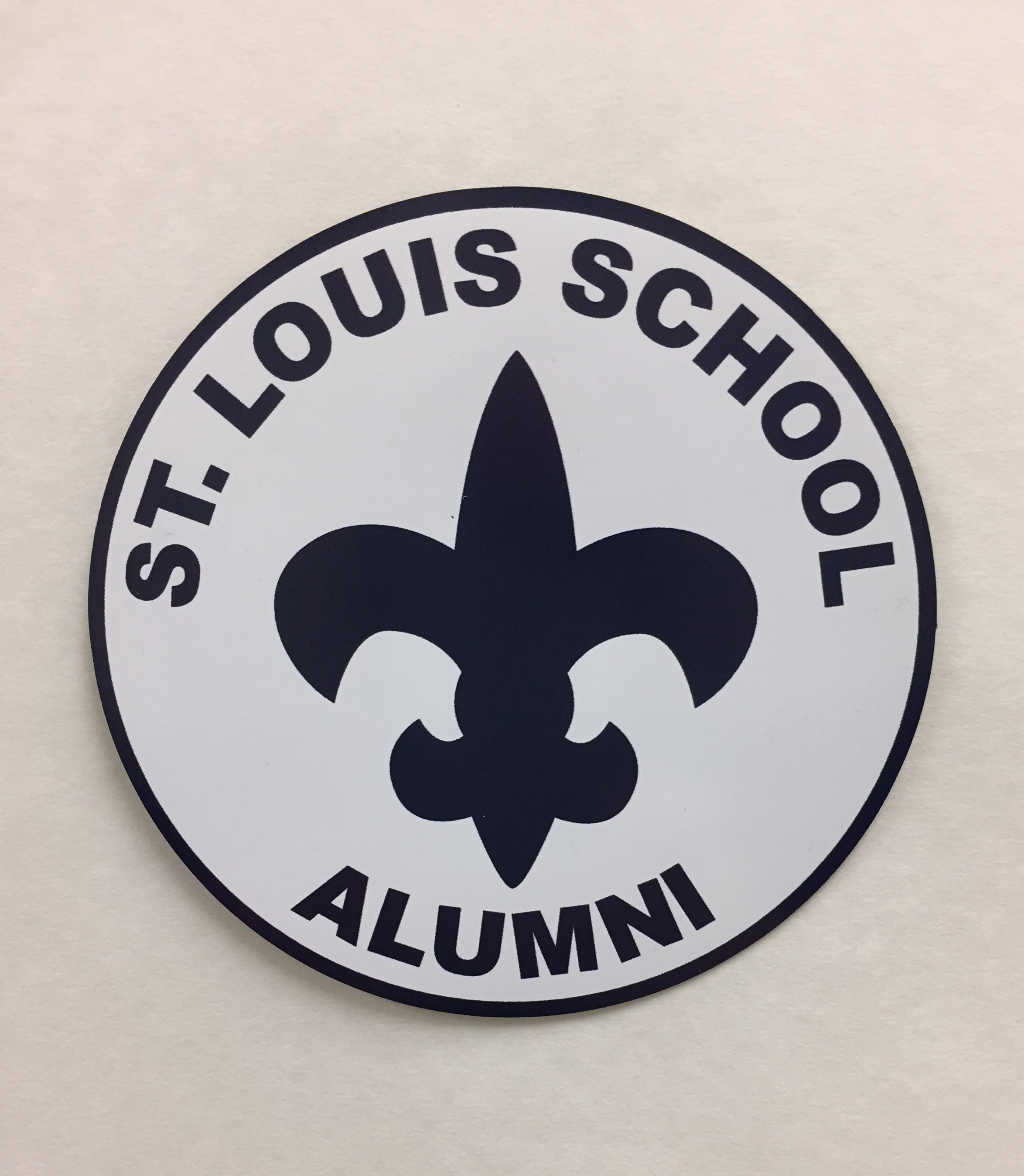 Alumni Car Magnet