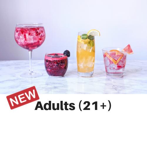 Mocktails, Cocktails & #MomFails