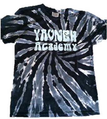 Black Tie Dye T shirt