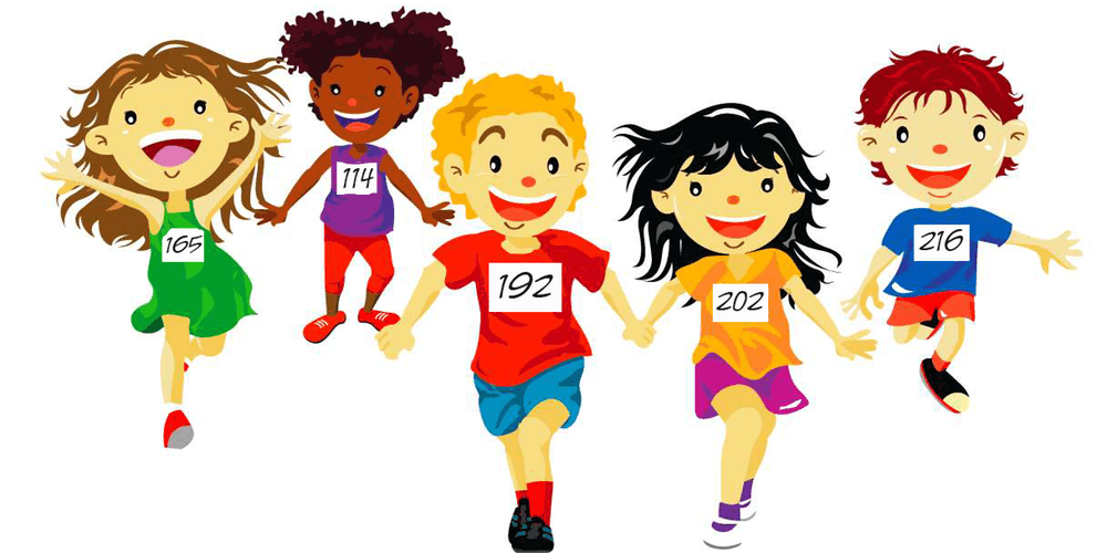 WEDNESDAY - Run Eagle Run! (Grades 1-4)
