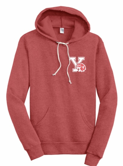 Red Pullover YOUTH
